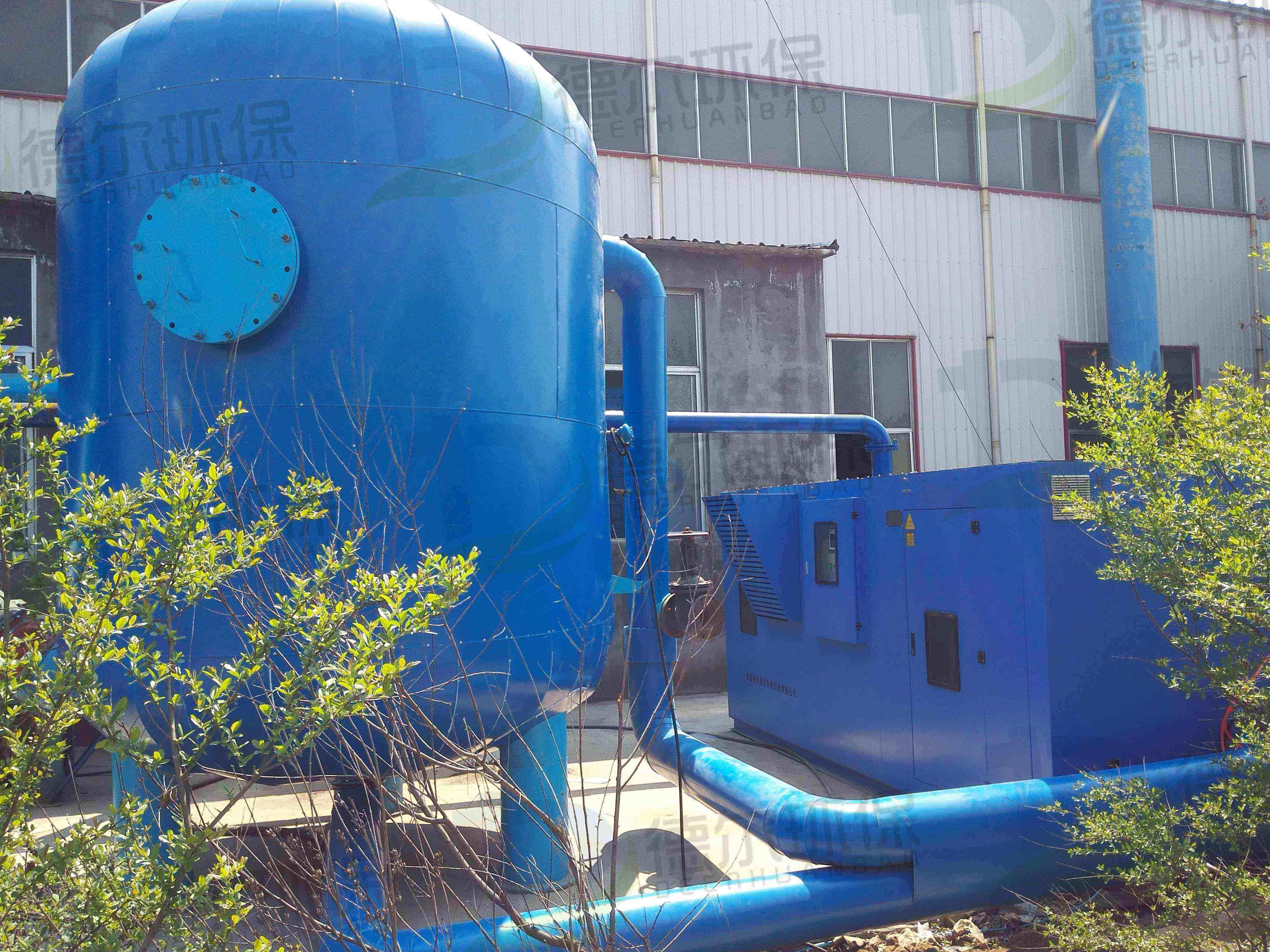 青岛某包装印刷行业废气治理