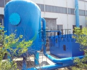 重工机械行业废气治理