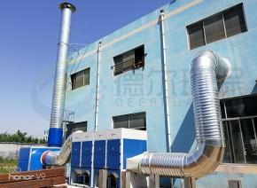 现代工业中废气治理措施推荐