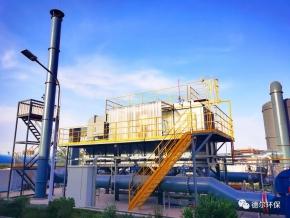 案例分享|山东某化工企业有机废气治理