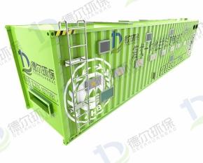 箱式生物法废气处理装置