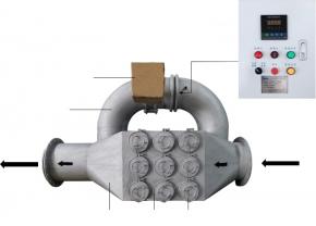 DPF颗粒净化系统